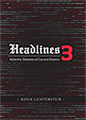 Headlines3 by Dovid Lichtenstein